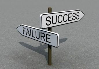 成功与失败都是收获
